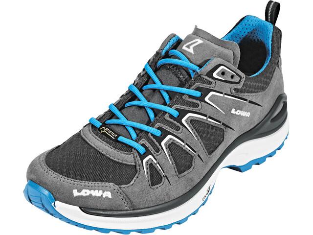 Lowa Innox Evo GTX Zapatillas bajas Mujer, grey/turquoise